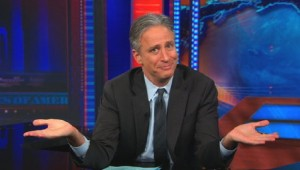 JON STEWART SIGNS OFF.