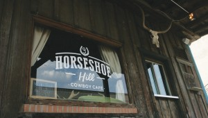 Horseshoe Hill's menu features some of Chef Grady Spears' greatest hits. Photo by Lee Chastain.