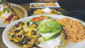 Mezcale's serves traditional Tex-Mex cuisine without pretension. Photo by Lee Chastain.