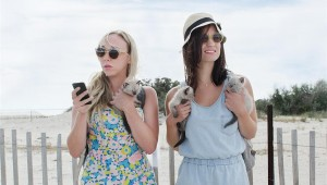 "Clare McNulty and Bridey Elliott rescue kittens and are still unlikable in ""Fort Tilden."""