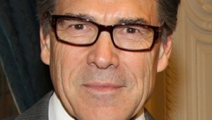 RICK PERRY WAS CUT FROM THE VARSITY DEBATE TEAM BUT COACHES EXPECT HIM TO EXCEL ON JV SQUAD (photo courtesy wikipedia)