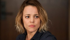 SEASON TWO OF TRUE DETECTIVE WAS A BLOODY MESS, BUT AT LEAST THE LOVELY RACHEL MCADAMS DIDN'T DIE. (photo courtesy of True Detective)
