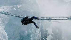 "Josh Brolin finds himself in an unenviable spot while trying to climb ""Everest."""
