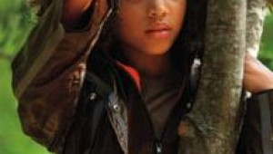 RUE, BEFORE A SPEAR WAS THROWN THROUGH HER GUT. SHE'S DEAD NOW.