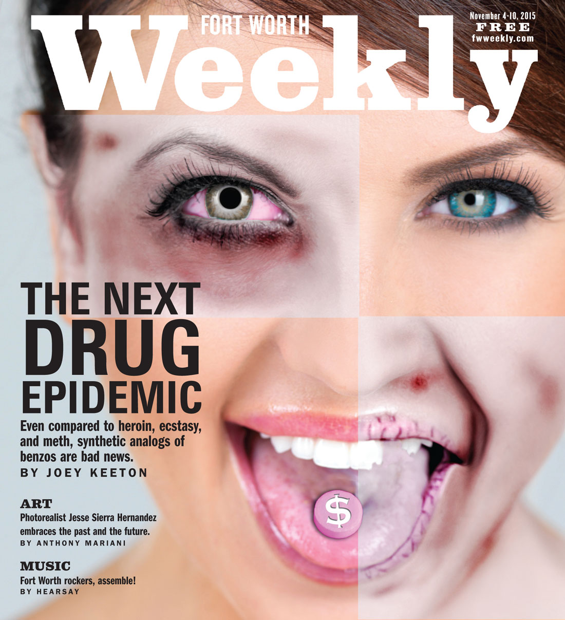 The Next Drug Epidemic - Fort Worth Weekly