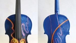 Violin-Front