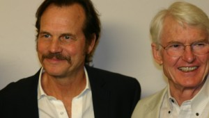 BILL PAXTON AND ED BASS ON THE RED CARPET. (photos by Jeff Prince)