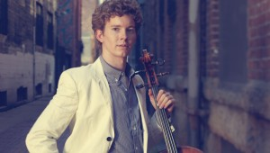Joshua Roman plays with FWSO, Fri-Sun.