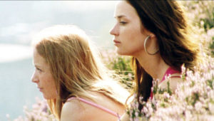 "Natalie Press and Emily Blunt in ""My Summer of Love."""