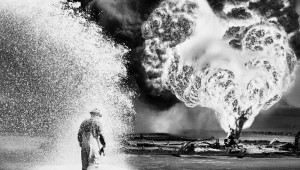 Sebastião Salgado's photographs are spotlighted in The Salt of the Earth.