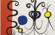 "Alexander Calder's ""Trois Oignons"" is up for sale at the Modern's From the Vault auction."