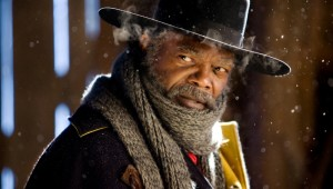 "Samuel L. Jackson is one of many unsavory characters in ""The Hateful Eight."""