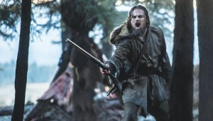 Leonardo DiCaprio wanders the West looking for revenge in The Revenant.