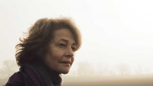 "Charlotte Rampling tries to make sense of her married life in ""45 Years."""