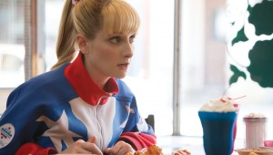 Melissa Rauch introduces her new training diet in The Bronze.