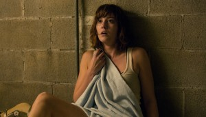 "Mary Elizabeth Winstead finds herself in a concrete prison in ""10 Cloverfield Lane."""