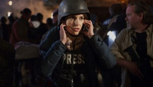 "Tina Fey reports on the latest from a war-torn region in ""Whiskey Tango Foxtrot."""