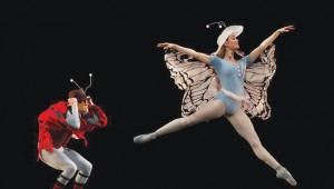 Carolyn Judson was wonderful in Texas Ballet Theater's Classic Combination. Ellen Appel.