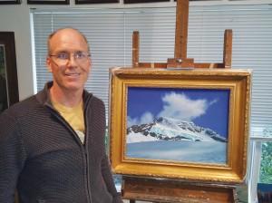 Adventurer painter fort worth weekly for Dennis mill cabin