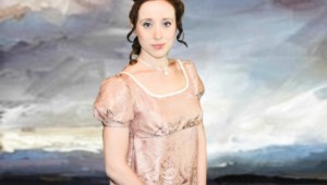 Julia Rhodes looks for love again in Stolen Shakespeare Guild's Persuasion.