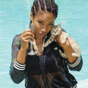 Tiffany Haddish (posing with the star of Keanu) comes to the Arlington ...