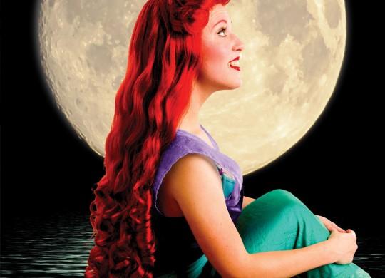 Parker Gerdes stars in Artisan Center Theater's The Little Mermaid Jr.