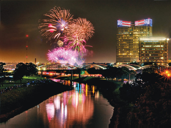 Where To Celebrate New Years Eve 2018