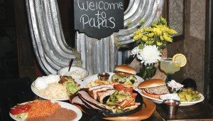 Papa's Smokehouse and Cantina offers Tex-Mex and barbecue — or both. Photo by Lee Chastain.