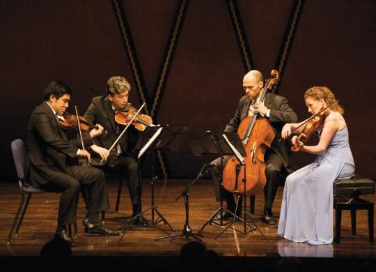 The Mimir Chamber Music Festival runs Jun 30-Jul 8 at TCU and the Kimbell Art Museum.