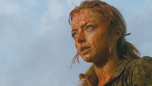 Francesca Eastwood grows up real fast in this brutal, nasty Western.