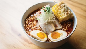 Oni Ramen serves upscale noodles until 4 a.m. on Friday and Saturday. Photo courtesy of Oni Ramen.