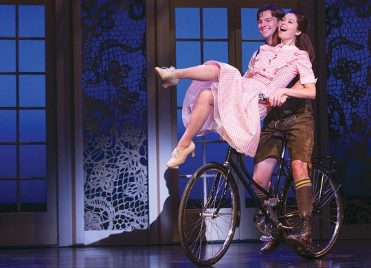 Bass Hall's production of The Sound of Music was quite a ride.