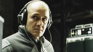 Ulrich Mühe in The Lives of Others, part of the Modern's spy movie series.