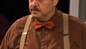 Randy Pearlman gets serious in Circle Theatre's Funnyman.