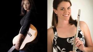 Maria Louisa Harth-Bedoya and Shauna Thompson play the Modern, Thu.