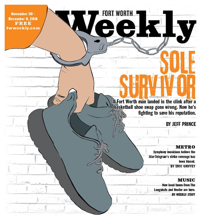 106081697923 Sole Survivor - Fort Worth Weekly