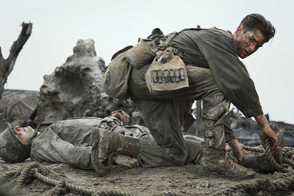 Gibson's 'Hacksaw Ridge' tells story of amazing hero