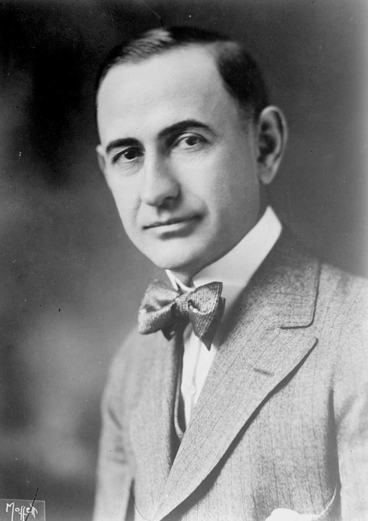 Amon G Carter is considered the father of North Texas aviation. Photo Courtesy Of Wikiwand