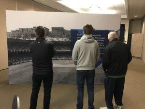 Weintraub Family at Chasing Dreams Exhibit