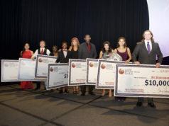Dream Ball 2016 Scholarship Winners