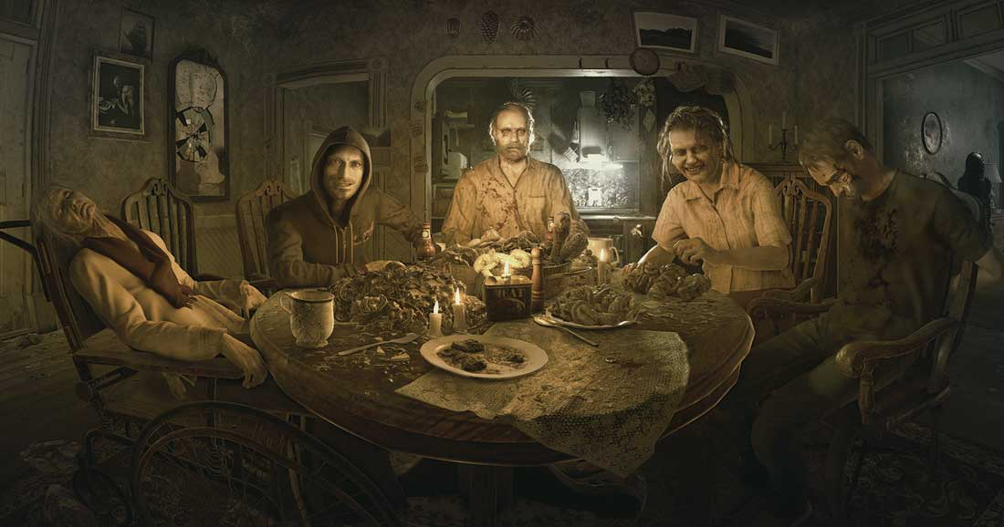 First Resident Evil 7 Making Of Video Released