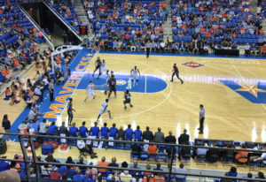 UTA Mens Basketball NIT
