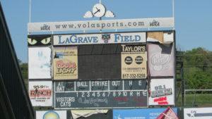LaGrave Scoreboard 2016