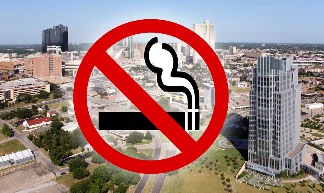 Smoke Free Fort Worth Fort Worth Weekly