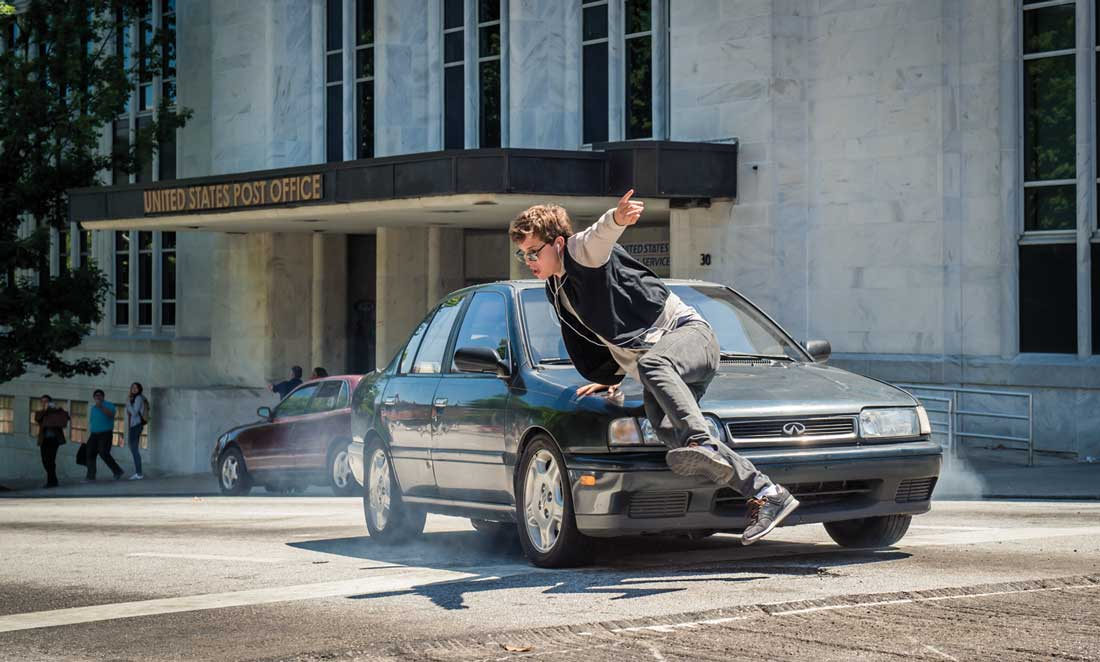 Baby Driver Wright Turns Fort Worth Weekly