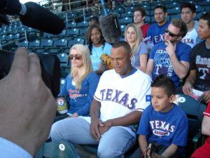 photo courtesy Tim George/Texas Rangers