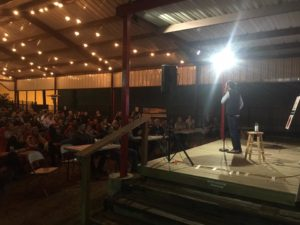 Lakewood Brewing Company hosted a Brew-HaHa show last year.