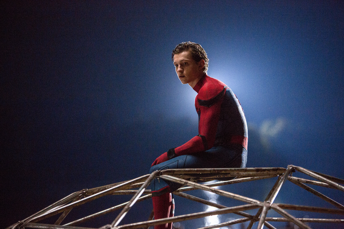 Watch The First Four Minutes Of 'Spider-Man: Homecoming'