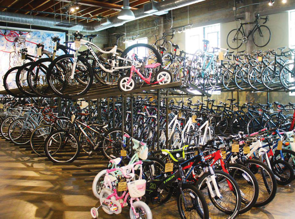 Selection is just part of the reason our critic loves Mellow Johnny's Bike Shop. Photo Courtesy Of Facebook.