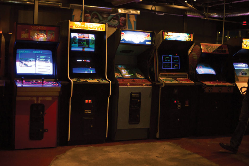 Free Play has all your gaming needs, especially if you're an '80s baby. Photo by Cheyenne Hammons.